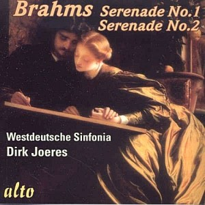 ALC1098 - Brahms: Serenades Nos. 1 and 2