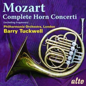ALC1107 - Mozart: Complete Horn Concertos and Fragments