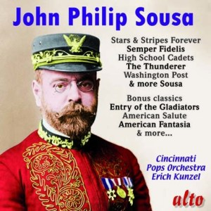 ALC1108 - Sousa: Marches, Polkas and Americana
