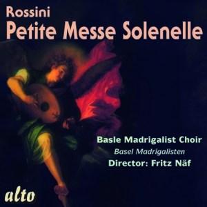 ALC1121 - Rossini: Petite Messe solennelle