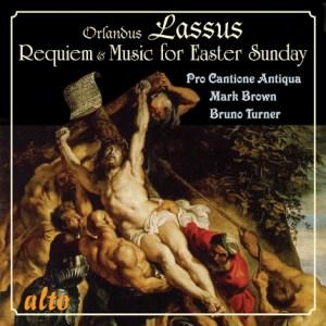 ALC1124 - Lassus: Requiem / Music for Easter Sunday