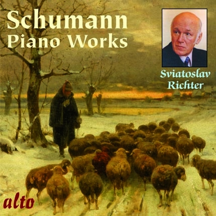 ALC1136 - Schumann: Piano Works