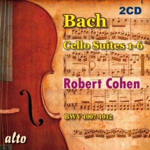 ALC2010 - Bach: The 6 Unaccompanied Cello Suites