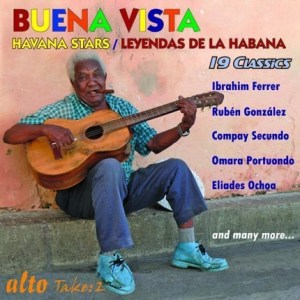 ALN1916 - Leyendas del Buena Vista Club, La Habana