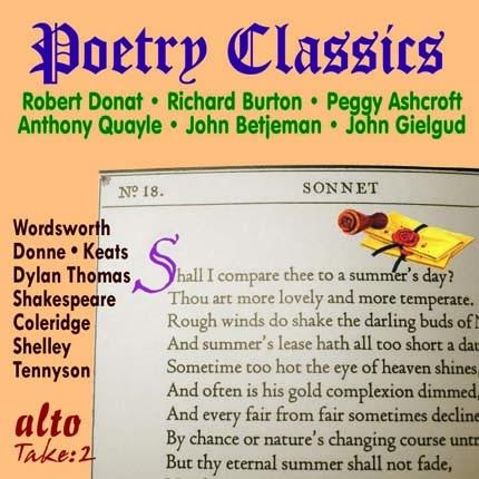 ALN1918 - Poetry Classics