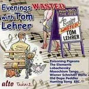 ALN1921 - Evenings Wasted with Tom Lehrer