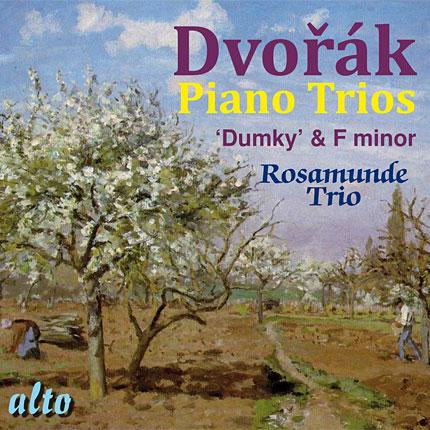 Dvořák Piano Trios