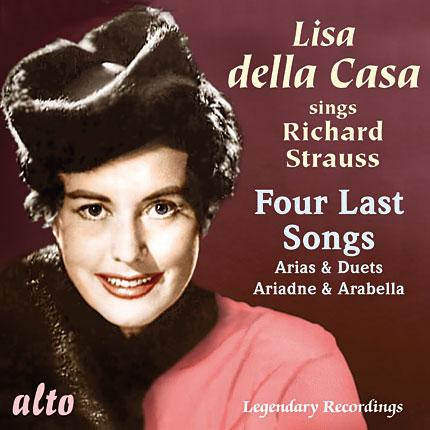 Lisa Della Casa sings Richard Strauss
