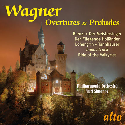 Richard Wagner (1813-83) Favourite Overtures and Preludes