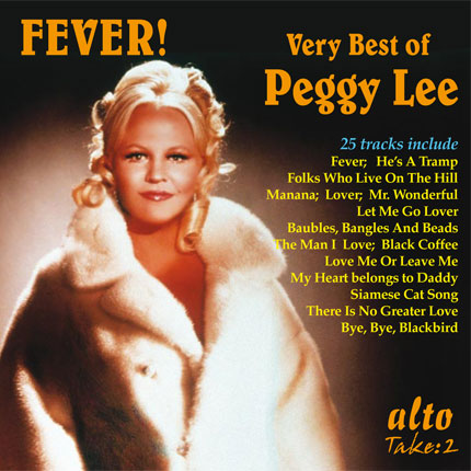 FEVER ! / Very Best of Peggy Lee