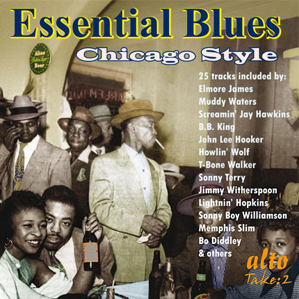 ESSENTIAL BLUES: CHICAGO STYLE