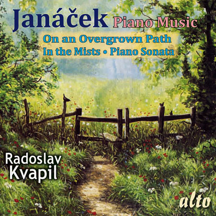 Janáček Piano Music - On an Overgrown Path / In the Mists / Piano Sonata