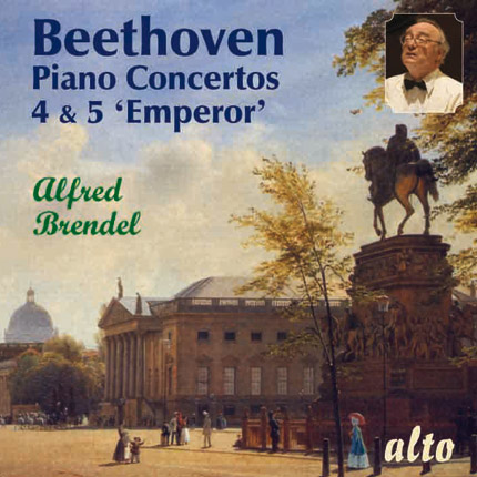 "Beethoven: PIANO CONCERTO No.4 in G, Op.58, No.5 in E flat, Op.73 (""EMPEROR"")"