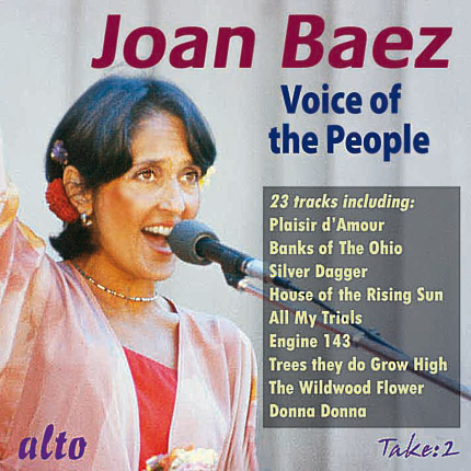 Joan Baez: Voice from the People