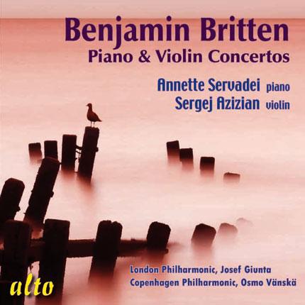 Britten: Piano & Violin Concertos