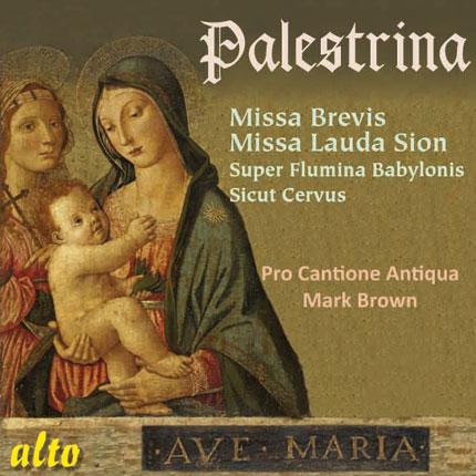 Palestrina Missa Brevis & Missa Lauda Sion, 2 Motets