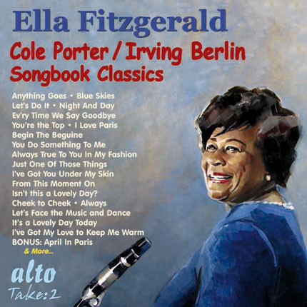 Ella Fitzgerald Songbooks: Cole Porter & Irving Berlin
