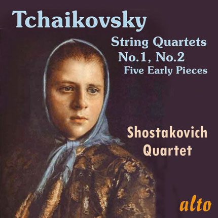 Tchaikovsky:  String Quartets No.1, No.2