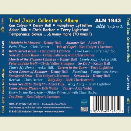 Trad Jazz Collector's Album