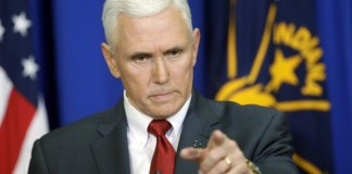 Indiana Mike Pence