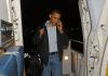 Barack Obama in jeans