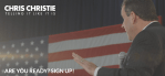 Chris Christie 2016 website