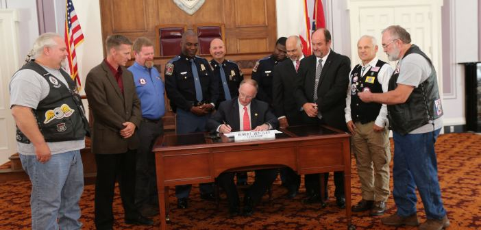Gov. Robert Bentley Signs HB30