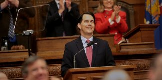 Scott Walker Wisconsin Legislature