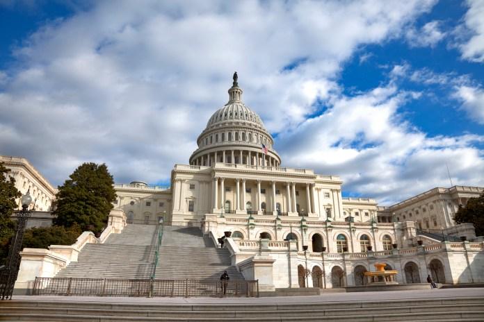 United States Capitol DC