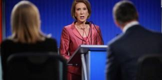 Carly Fiorina Debate