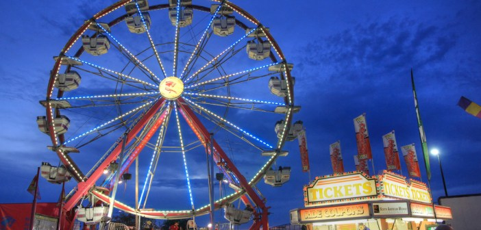 Iowa State Fair_ferris wheel