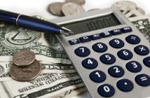 Money budget calculator