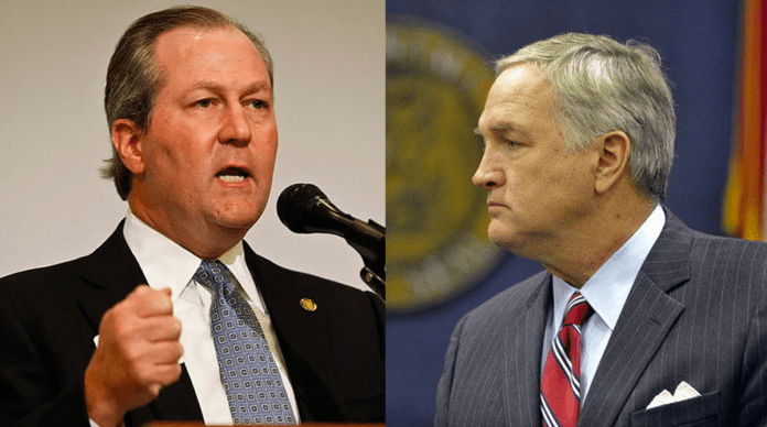 Mike Hubbard Luther Strange