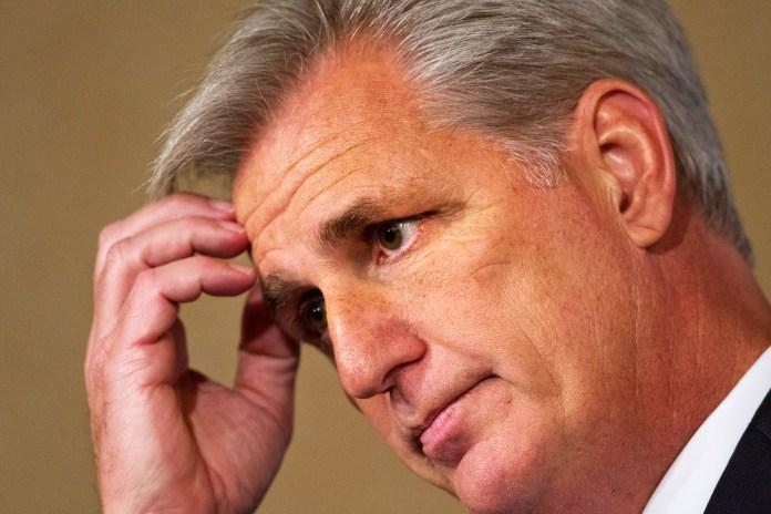 Rep. Kevin McCarthy