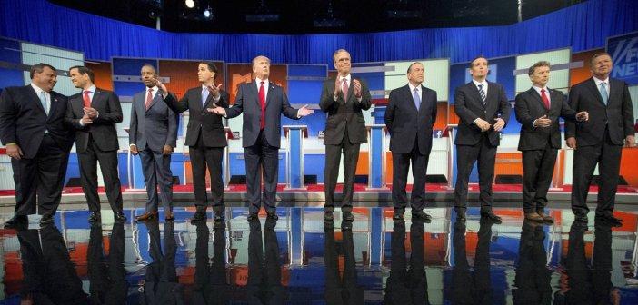 Republican 2015 debate candidates