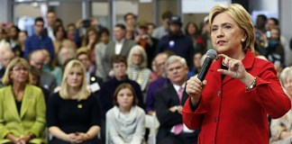 Hillary Clinton town hall