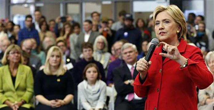 Hillary Clinton town hall