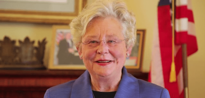 Alabama Lt. Governor Kay Ivey