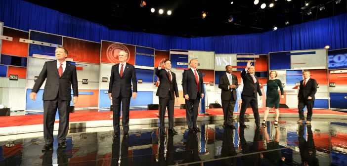 Fourth 2015 Republican debate