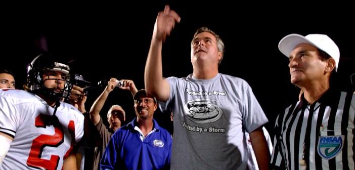 Jeb Bush football