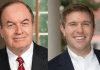 Richard Shelby and Jonathan McConnell