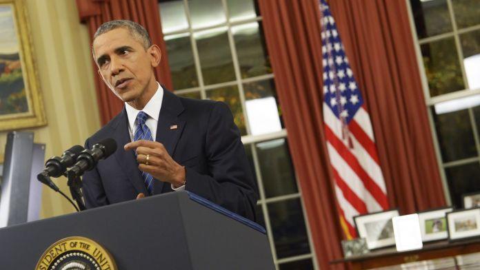 Barack Obama terrorism speech from the Oval Office