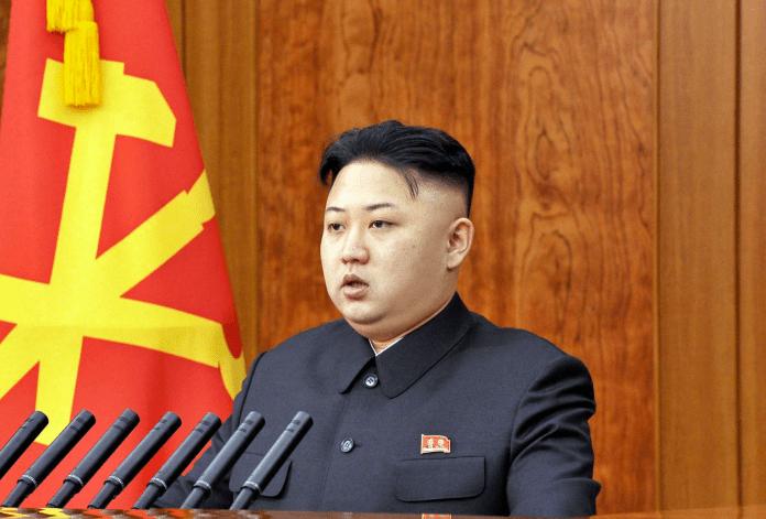 Jim Jon Un of North Korea