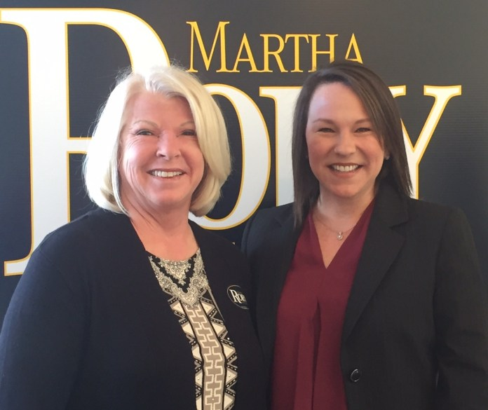 Susan B Anthony List and Martha Roby
