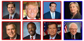 2016 Presidential Primary Brief_15 Feb 2016