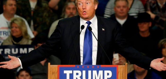 Donald Trump in Iowa