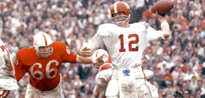 Ken Stabler UA football