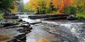 river creek water