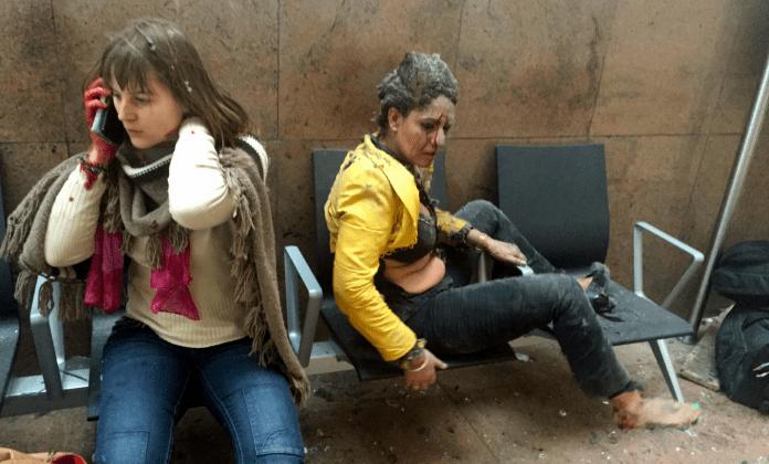 Terrorist attack in Brussels