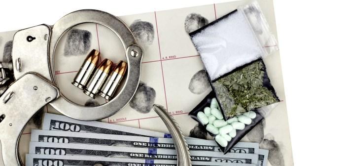 drugs arrest